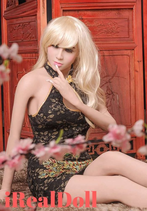 Felicia 165cm B Cup Fat Sex Dolls -irealdoll TPE love doll