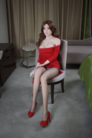 Luckie 165cm A Cup Most Realistic Love Doll - iRealDoll
