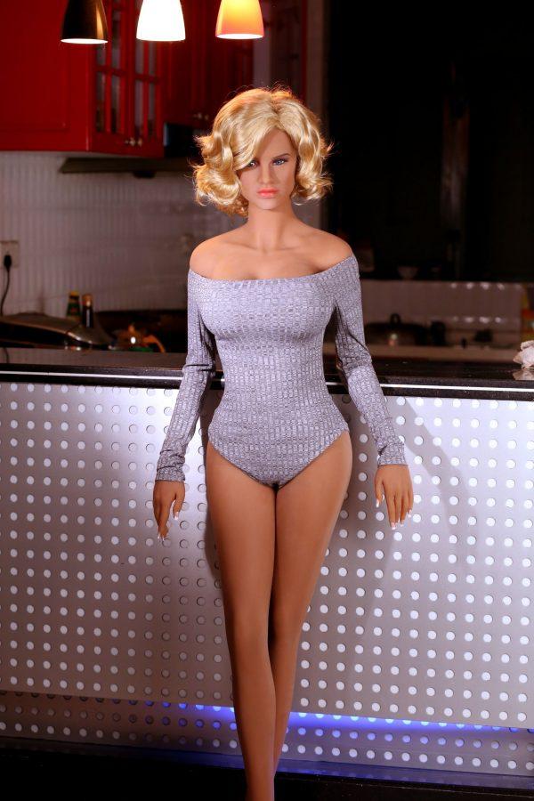 Tia 165cm H Cup Nurse Sex Doll - iRealDoll
