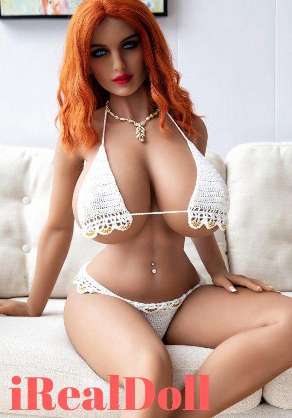Irana 158cm Huge Tits Sex Doll -irealdoll TPE love doll
