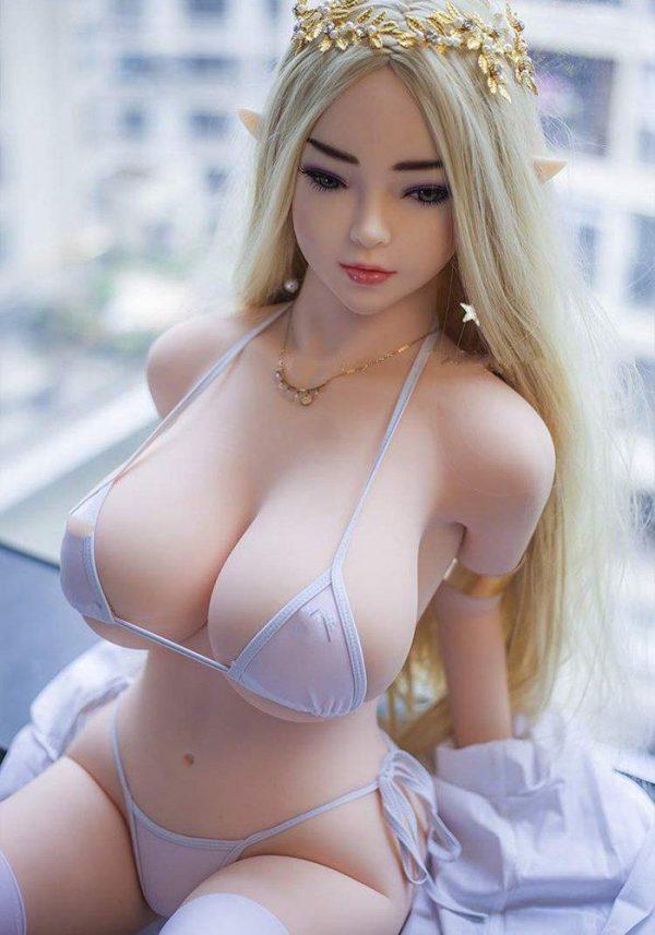 Irvette 140cm D Cup Anime Sex Doll -irealdoll TPE love doll