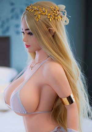 Irvette 140cm D Cup Anime Sex Doll -irealdoll TPE love doll