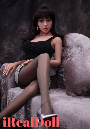 Jaylee 165cm B Cup Black Stockings Love Doll -irealdoll TPE love doll