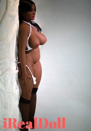 Jenni 138cm BBW Chubby Sex Doll -irealdoll TPE love doll