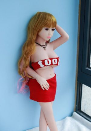 Jina 100cm M Cup Petite Sex Love Doll -irealdoll TPE love doll