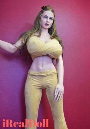 Joan 170cm M Cup Big Booty Sex Doll -irealdoll TPE love doll
