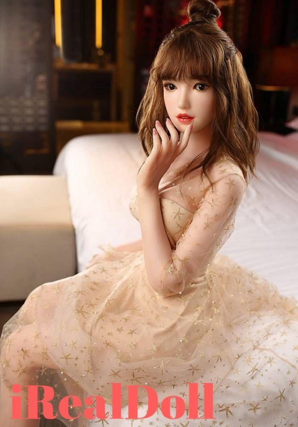 Judy 165cm Silicone Realistic Sex Doll -irealdoll TPE love doll