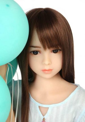 Kittie 122cm A Cup Japanese Real Love Doll -irealdoll TPE love doll