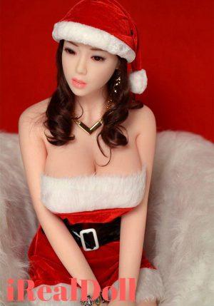 Kitty 165cm Christmas Love Dolls -irealdoll TPE love doll