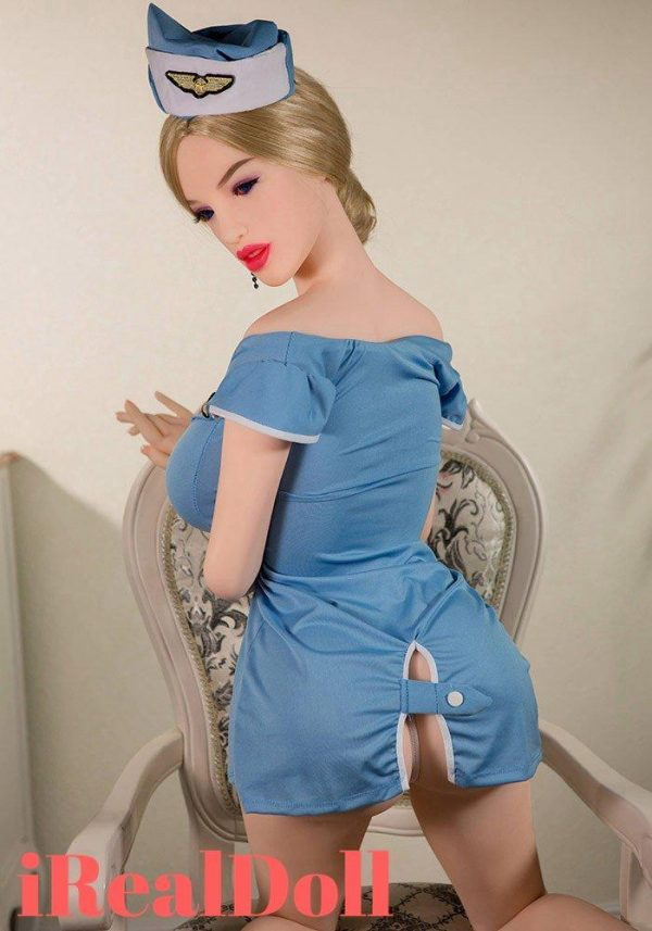 Tina 168cm F Cup Solid Sex Doll -irealdoll TPE love doll