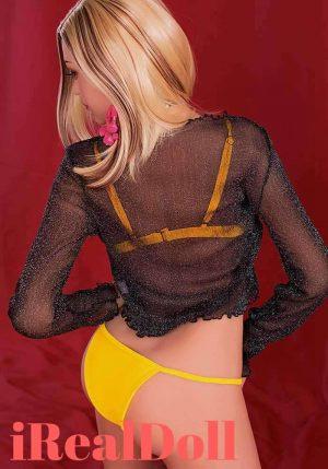 Leah 160cm B Cup Mature Milf Sex Dolls -irealdoll TPE love doll