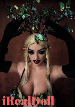 Natalie 165cm Fantasy Sex Doll -irealdoll TPE love doll