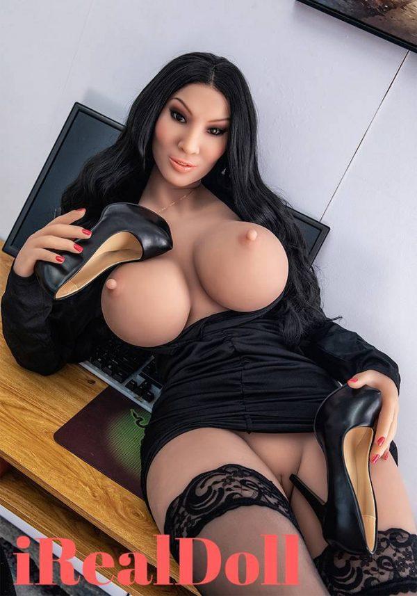 Samanthe 162cm Big Booty Porn Sex Doll -irealdoll TPE love doll