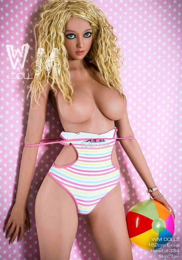 Saya 162cm E Cup Realistic Sex Doll -irealdoll TPE love doll