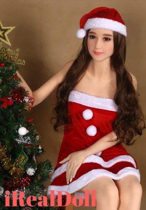Uziah 165cm Christmas Love Doll -irealdoll TPE love doll