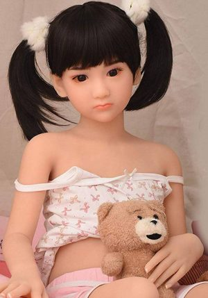 Vitas 122cm A Cup Tiny Sex Doll -irealdoll TPE love doll