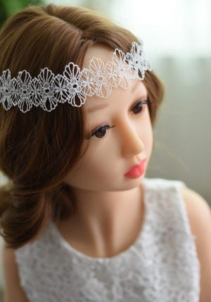 Zani 125cm A Cup Real Love Doll -irealdoll TPE love doll