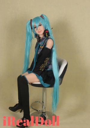Zsazsa 165cm M Cup Anime Sex Doll -irealdoll TPE love doll