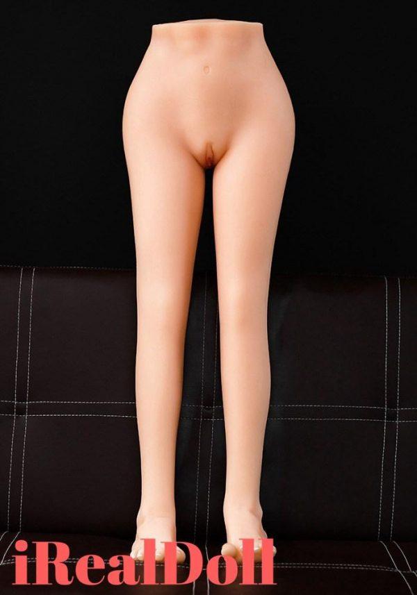 110cm White lace Curvy Sex Doll Legs -irealdoll TPE love doll