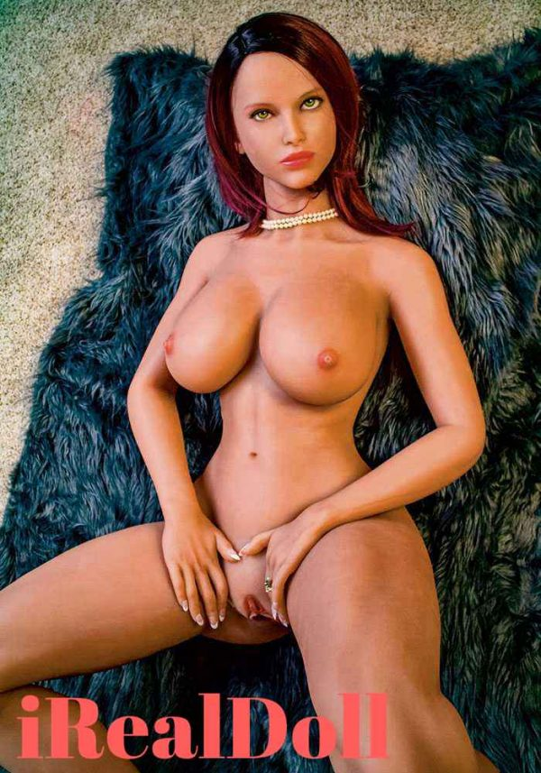 165cm Big Breasts Sex Doll With Tan Color - Tracy -irealdoll TPE love doll