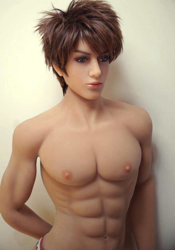 Aaron 142cm Male Sex Doll -irealdoll TPE love doll