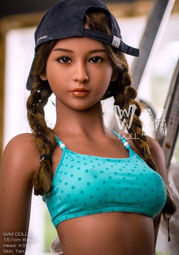 Acacia 157cm B Cup Teen Sex Doll -irealdoll TPE love doll