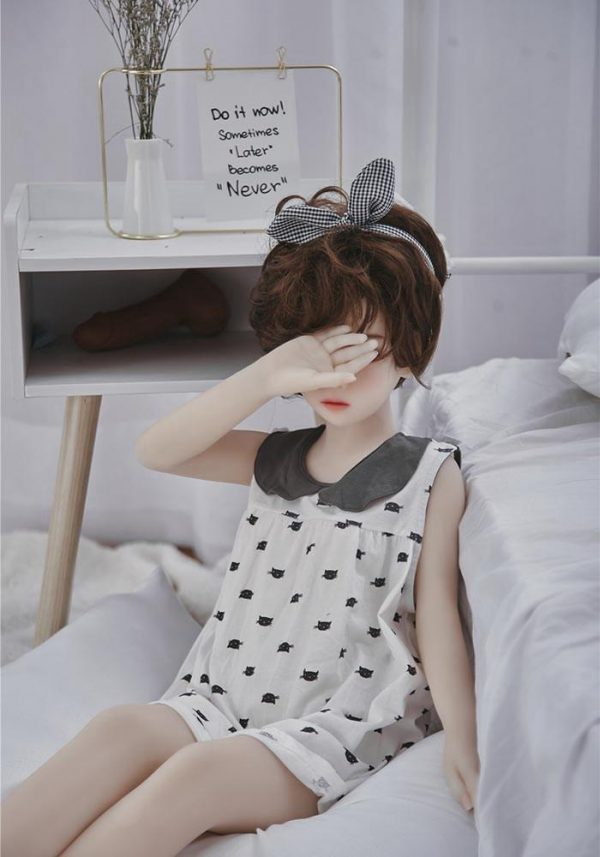 Akira 107cm Teen Love dolls -irealdoll TPE love doll