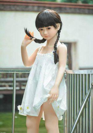 Alexia 122cm A Cup Love Dolls -irealdoll TPE love doll