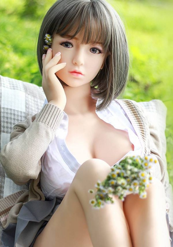 Alma 140cm C Cup Anime Love Dolls -irealdoll TPE love doll