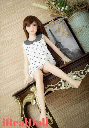 Angel Mini 107cm AAcup love doll sex - iRealDoll