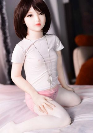 Becky 122cm A Cup Lifelike Love Doll -irealdoll TPE love doll