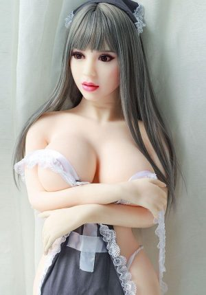 Belle 143cm G Cup Maid Sex Dolls -irealdoll TPE love doll