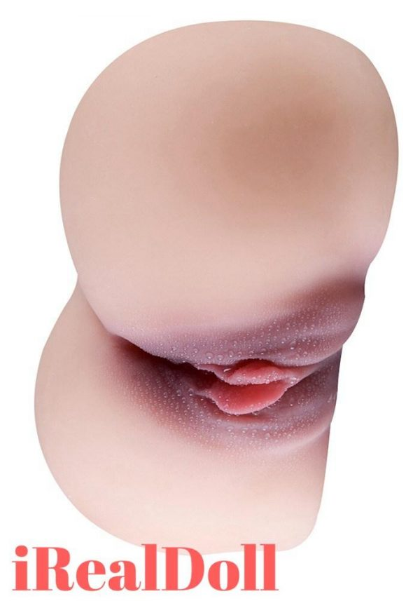 Big buttocks-no hair Sex doll Pussy & Ass -irealdoll TPE love doll