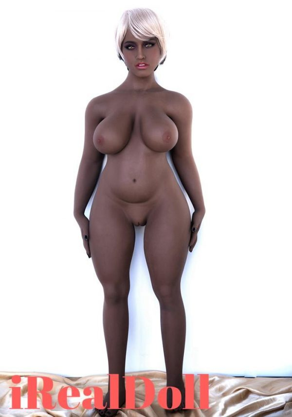 Black BBW Sex Doll 141cm – Wynter -irealdoll TPE love doll