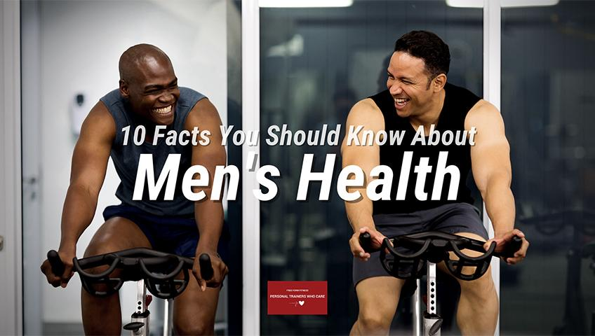 8 Small Details Lead To Men's Healthy