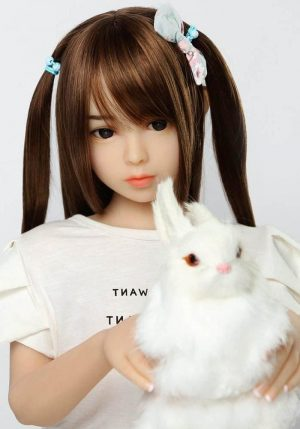 Bonnie 122cm A Cup Real Love Doll -irealdoll TPE love doll