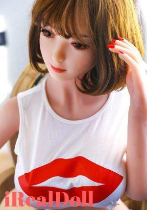 Brit 158cm B Cup Teen Love Doll -irealdoll TPE love doll