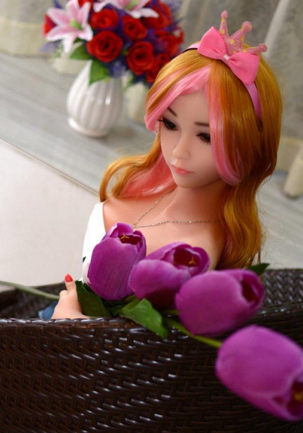 Carol 100cm M Cup Cute Love Doll -irealdoll TPE love doll