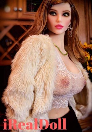 Catie-165cm I Cup Curvy Sex Dolls -irealdoll TPE love doll