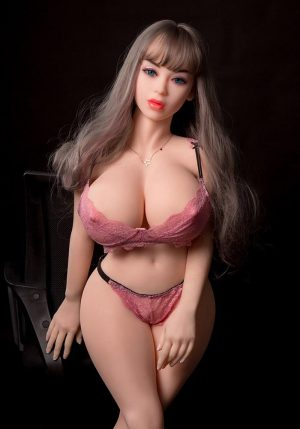 Cherry 128cm J Cup Huge Tits Sex Dolls -irealdoll TPE love doll