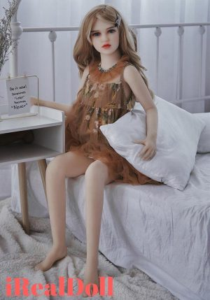 Cindy 128cm A cup adult sex dolls - iRealDoll