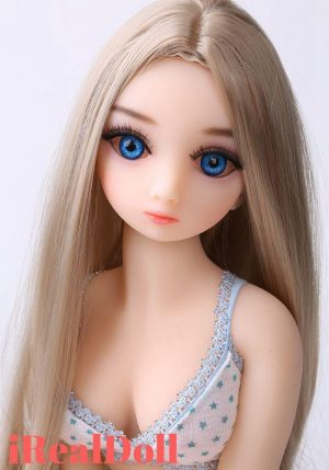 Claire 63cm AA Cup Anime Love Dolls -irealdoll TPE love doll