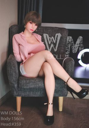Giselle 156cm H Cup Mature Milf Sex Dolls -irealdoll TPE love doll
