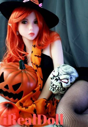 Halloween 155cm E Cup Elf Anime Sex Doll -irealdoll TPE love doll
