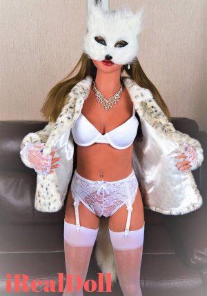 Candice 155cm B Cup Fox Sexy Love Doll - iRealDoll