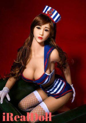 Ann 168cm F Cup Hottest Sex Doll -irealdoll TPE love doll