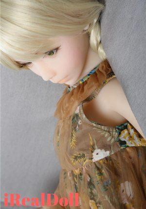 Lulu 132cm AA Cup Anime Blonde Sex Dolls - iRealDoll