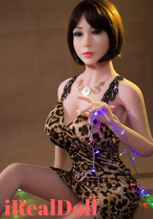 Rosa 158cm Leopard Love Doll -irealdoll TPE love doll