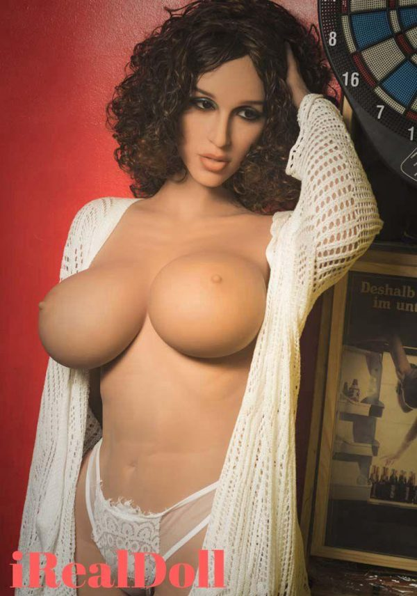 Stephanie 163cm H Cup Curvy Sex Doll -irealdoll TPE love doll