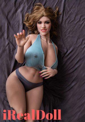 Sylvia 158cm Huge Tits Sex Dolls -irealdoll TPE love doll